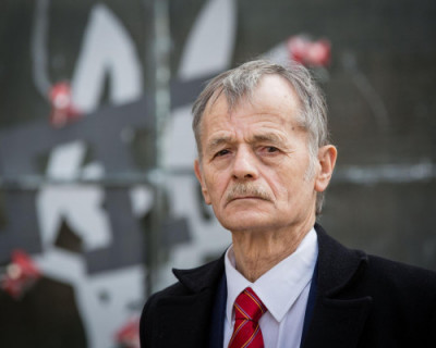 Уголовник Мустафа Джемилев стал профессором полицейского ВУЗа