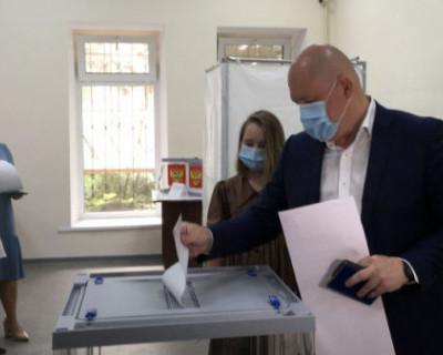 Выборы в Севастополе проходят без существенных нарушений