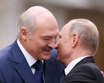 О чем договорились Лукашенко и Путин в Сочи