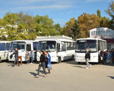 Врио губернатора Севастополя поручил пересмотреть организацию автобусных перевозок на Северной стороне