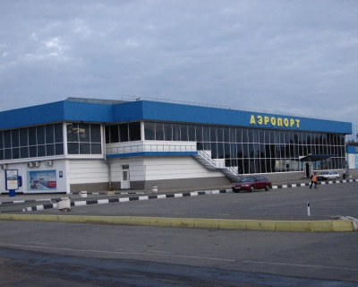 В аэропорту Симферополя сегодня искали бомбу