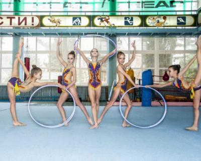 Юные гимнастки Севастополя и карантин