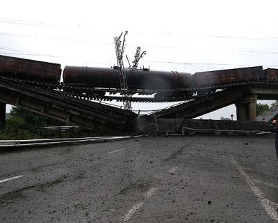 Последний мост взорван! Украина лишила себя угля