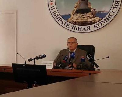 Избирком Севастополя отклонил требование признать выборы недействительными