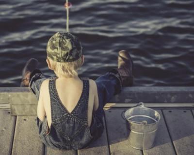 Маленьких севастопольцев научат рыбачить
