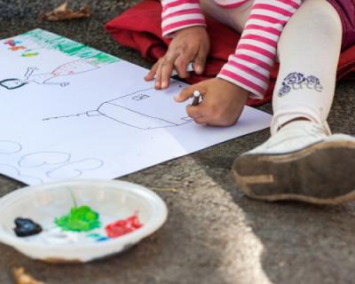 «ИнтерСтрой» порадовал севастопольских детей ценными подарками