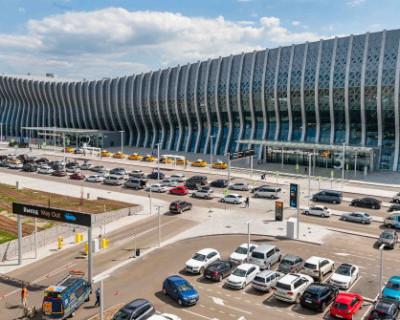 Пассажиропоток аэропорта «Симферополь» сократился почти на 22% с начала года
