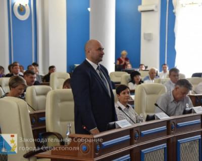 Депутаты Заксобрания Севастополя наводят порядок в своих законах – приводят их в соответствие с федеральным законодательством