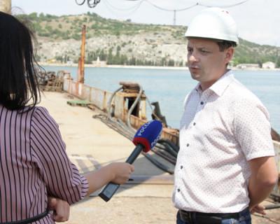 Севастопольский судоремонтный завод возглавил новый директор