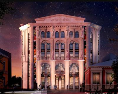 Власти Крыма расторгли контракт с подрядчиком строительства «Театра кукол»