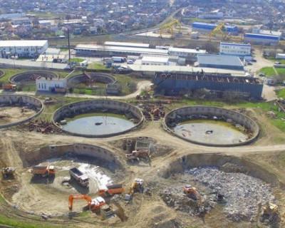 Правительство Севастополя выделит аванс подрядчику на строительство КОС «Южные»