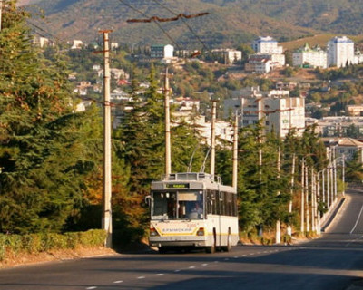 В России сконструируют первый горный троллейбус для Крыма