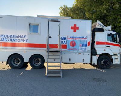 В Севастополе продолжается вакцинация против гриппа