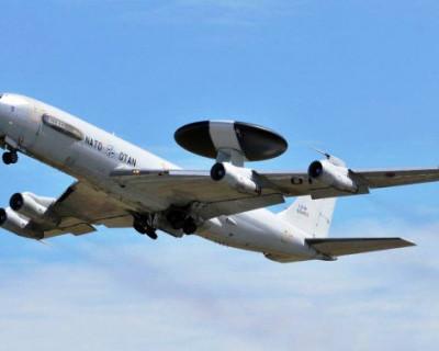 Самолеты НАТО активизировались у границ России