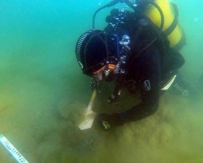 В Крыму нашли затонувший в Керченском проливе парусник XIX века
