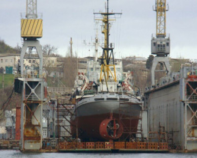 13-й судоремонтный завод ЧФ возьмёт заказы «Севморзавода»