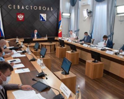 Врио губернатора Севастополя провел заседание комиссии по проблемным домам