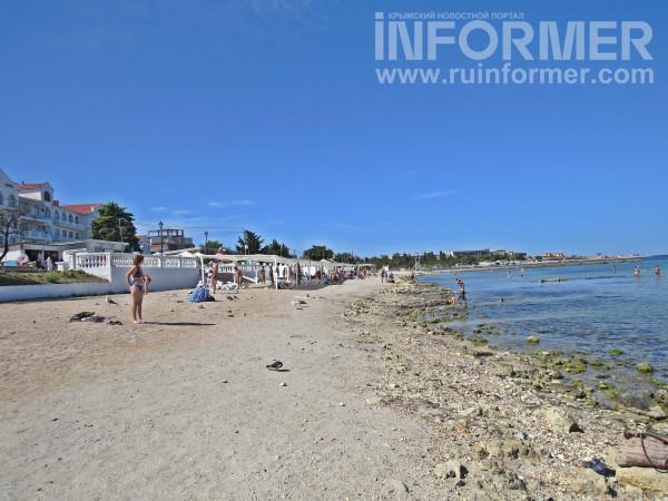 Как выглядят севастопольские пляжи после курортного сезона 2020 года?