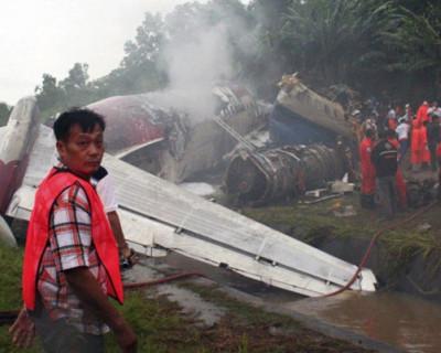 Сентябрь месяц авиакатастроф?