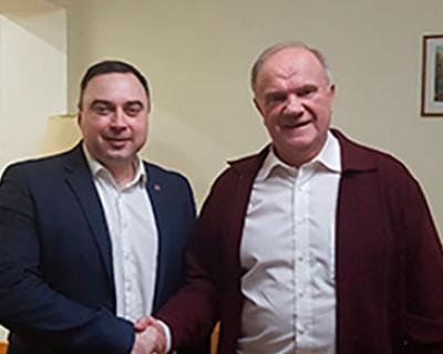 Главный коммунист Крыма Сергей Богатыренко вместо политической борьбы сводит счёты с неугодными однопартийцами?