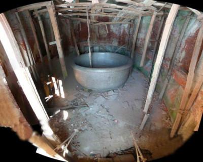 Где в России находится Царь-ванна?