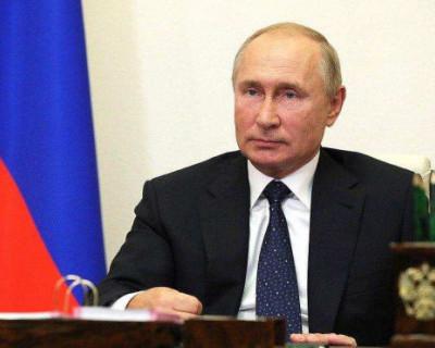 Владимир Путин рассказал о новейшем российском гиперзвуковом оружии