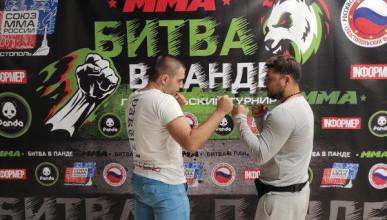 В Севастополе прошел турнир для сильных духом «Битва в Панде-2»