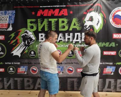 В Севастополе прошел турнир для сильных духом «Битва в Панде-2» (ВИДЕО)