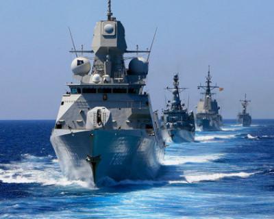 НАТО резко увеличило свое военное присутствие в Черном море