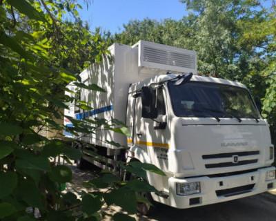 В больницах Севастополя появились мобильные рентген-кабинеты