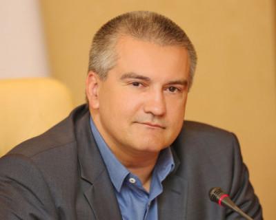 Глава Крыма Сергей Аксёнов вошёл в тройку самых цитируемых губернаторов