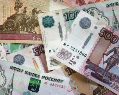 Осенний «поцелуй» российского рубля
