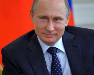 Президент России Владимир Путин выдвинут на Нобелевскую премию мира