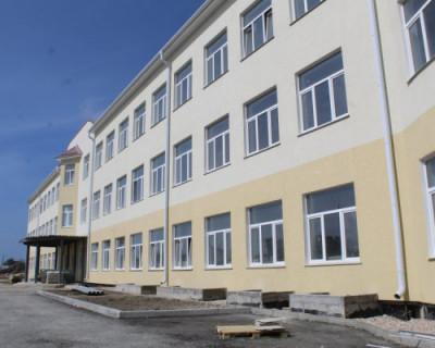 В Севастополе завершается строительство школы в микрорайоне Шевченко
