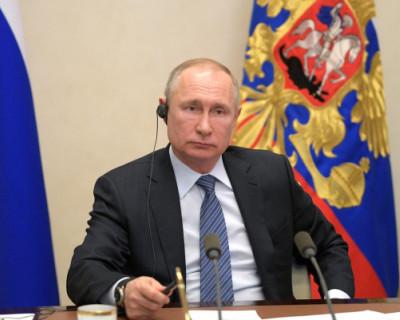 Владимир Путин прокомментировал рост числа заражений коронавирусом в Севастополе