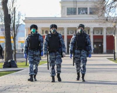 В Москве вводят частичный карантин из-за распространения коронавируса