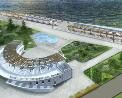 Правительство Севастополя расторгает контракт с фирмой, которая проводит реконструкцию набережной в парке Победы
