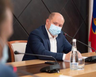 Врио губернатора Севастополя проконтролировал выполнение своих поручений