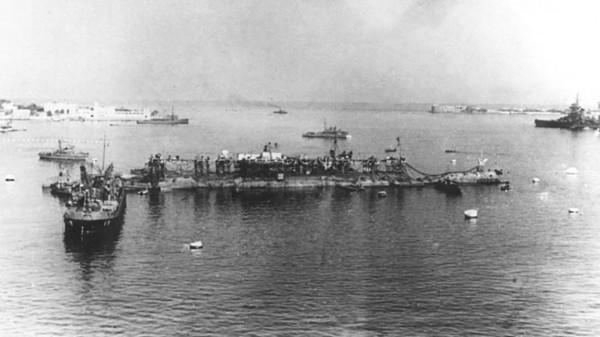 флот линкор трагедия