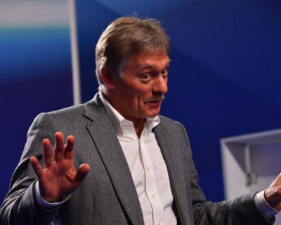В Кремле прокомментировали встречу Навального и Меркель