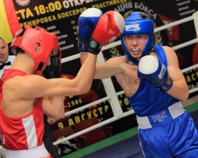Севастопольские боксёры - победители юношеского первенства Крыма! (фото)