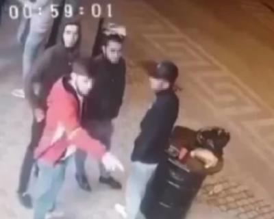 Драка в центре Симферополя стала причиной смерти молодого парня