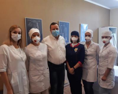 Поликлиника противотуберкулёзного диспансера Севастополя полностью укомплектована