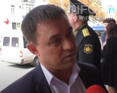 Алексей Ярусов поздравил Михаила Развожаева со вступлением в должность губернатора Севастополя