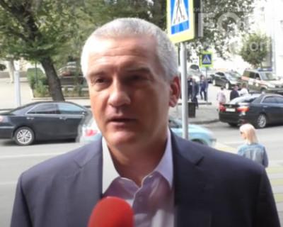Сергей Аксёнов поздравил Михаила Развожаева со вступлением в должность губернатора Севастополя