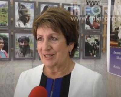 Екатерина Алтабаева поздравила Михаила Развожаева со вступлением в должность губернатора Севастополя