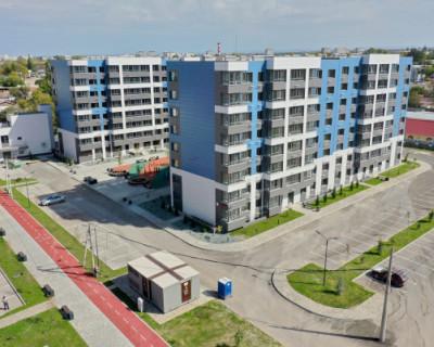 Как строился жилой квартал «Доброгород» от «ИнтерСтрой» в Севастополе
