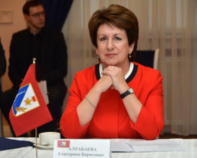 Екатерина Алтабаева назначена сенатором Совета Федерации от правительства Севастополя
