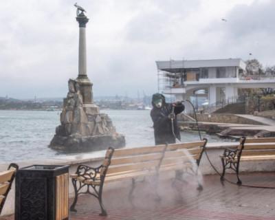 Губернатор Севастополя поручил усилить контроль за санитарным состоянием города