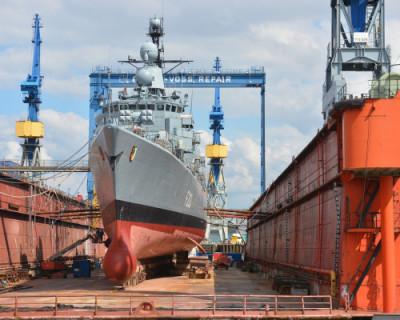 В Севастополе нет базы для развития судостроения
